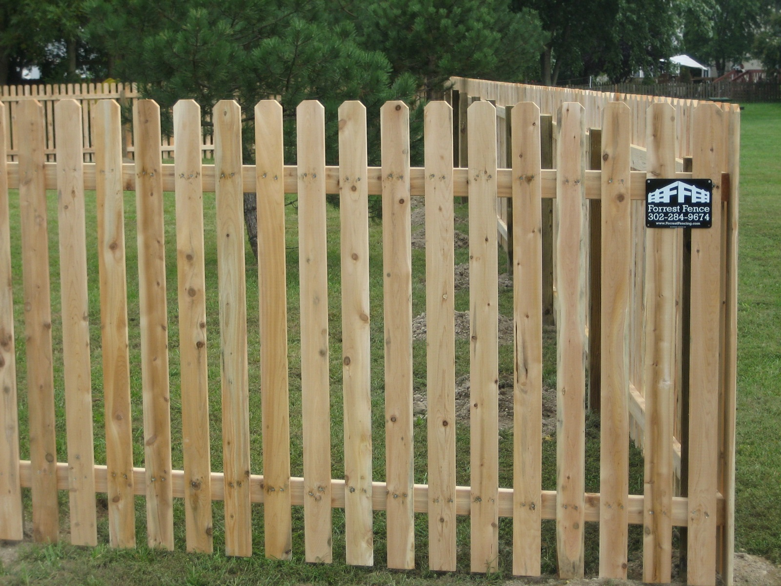 122_southern-yellow-pine-pressure-treated-picket-fence Wood - Forrest Fencing