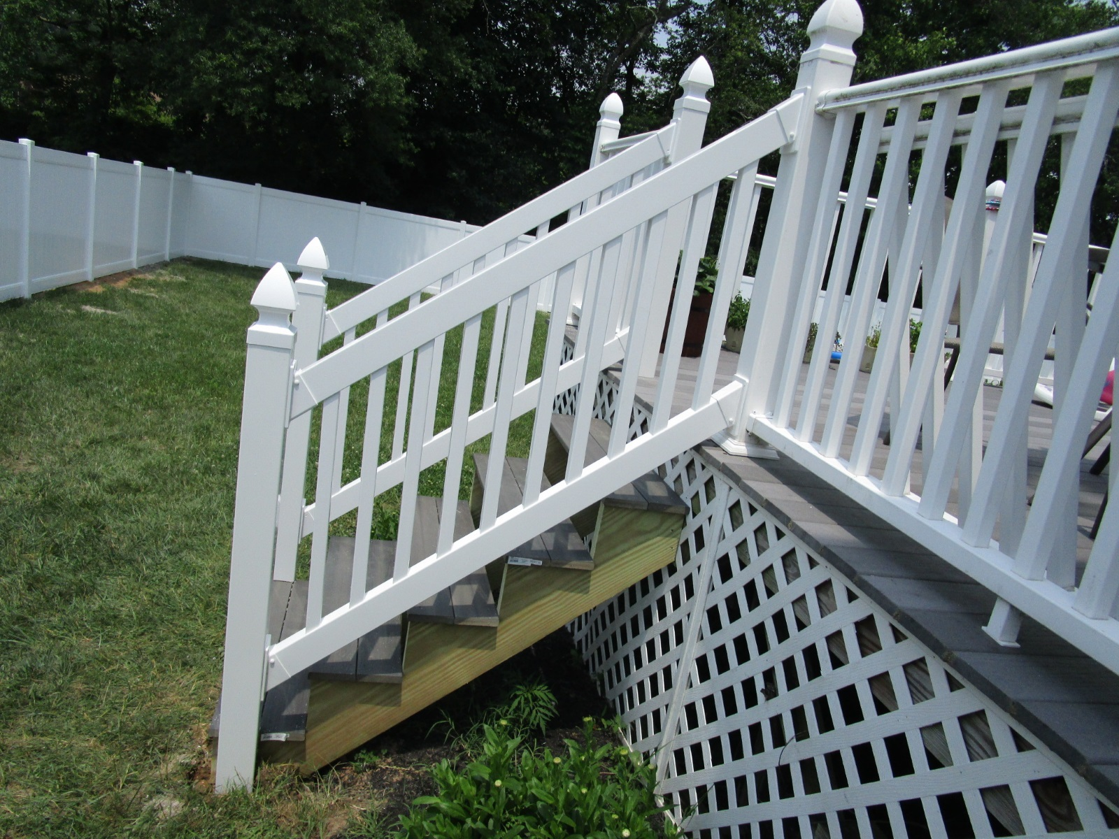 Railings Forrest Fencing
