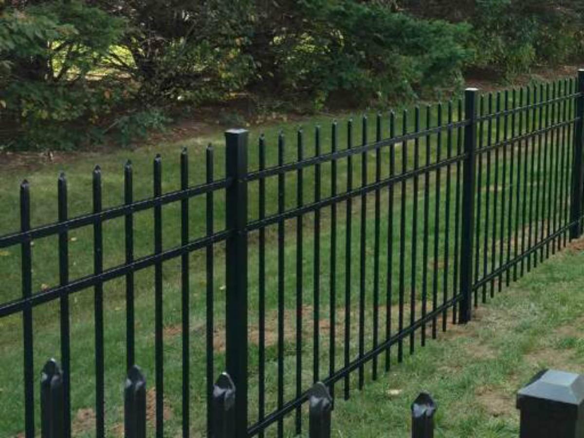 Aluminum Forrest Fencing