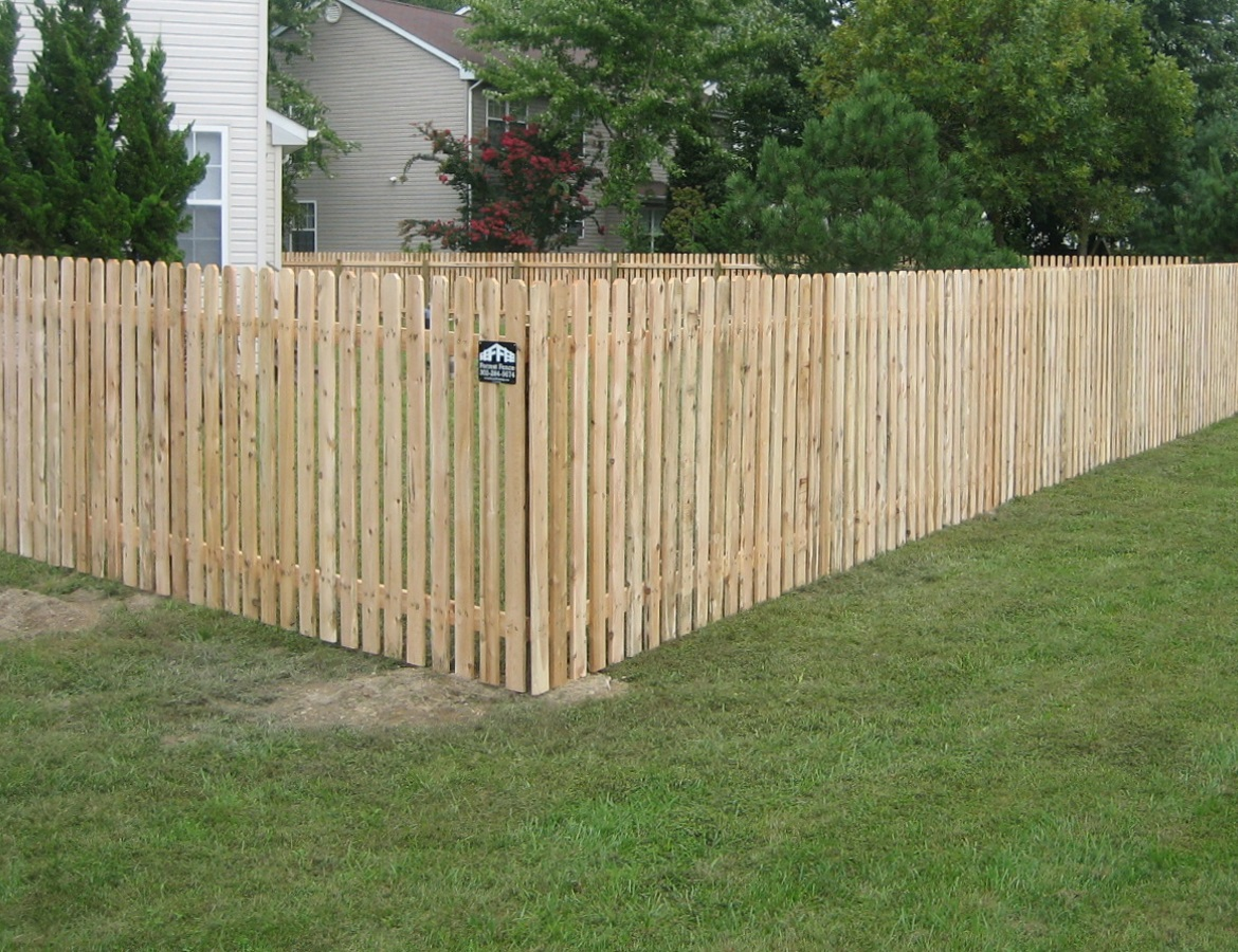 Fence Styles Forrest Fencing
